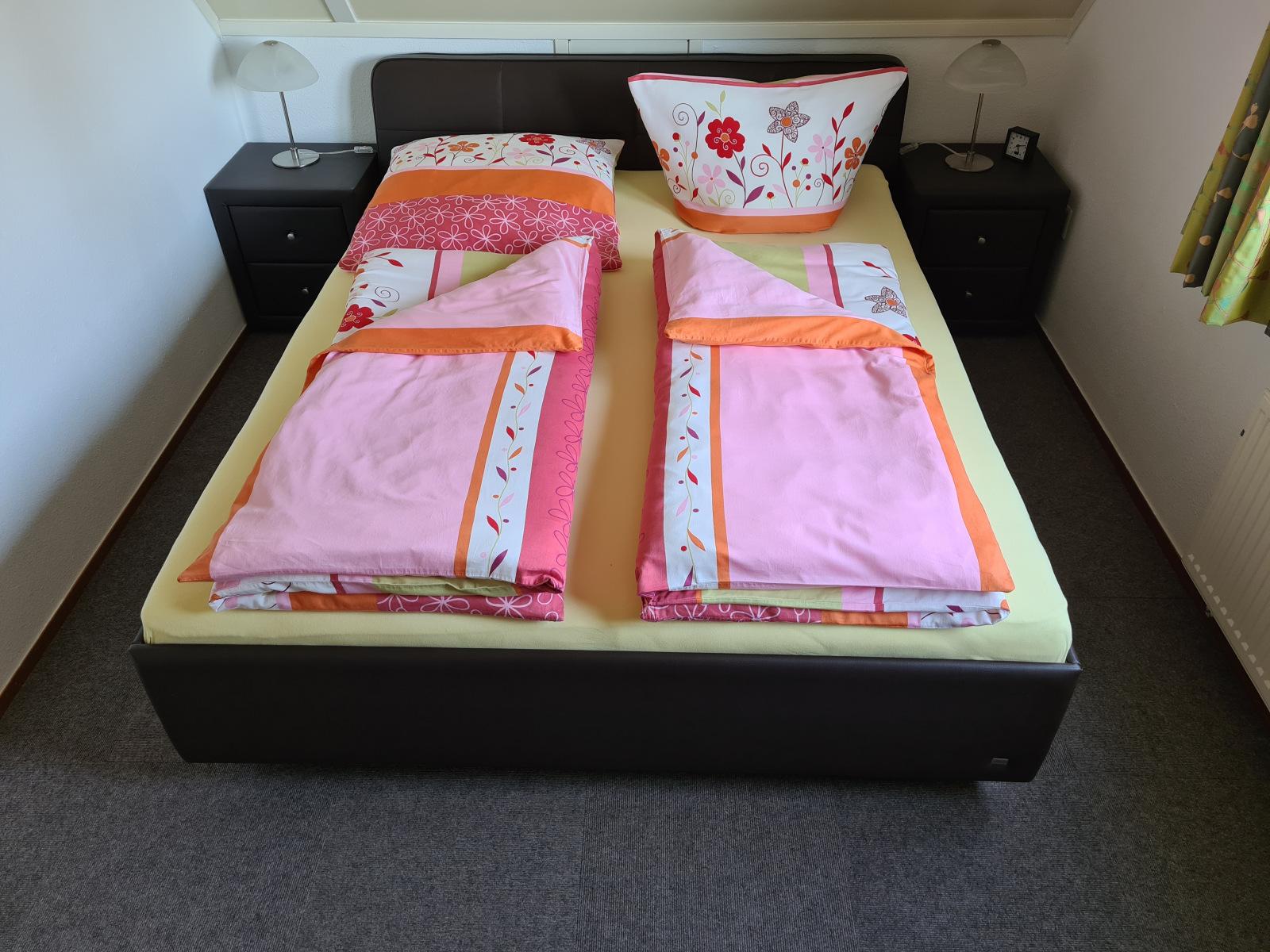 Das RUF-Bett im Elternschlafzimmer