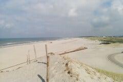 Ein Sommertag am Strand