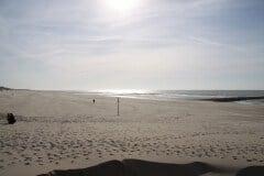 Der Winter am Strand...
